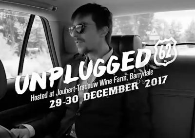 Albert Frost Unplugged62 2018 Shoutout Video